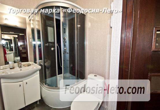 1 комнатная невообразимая квартира в Феодосии, улица Земская, 16 - фотография № 23
