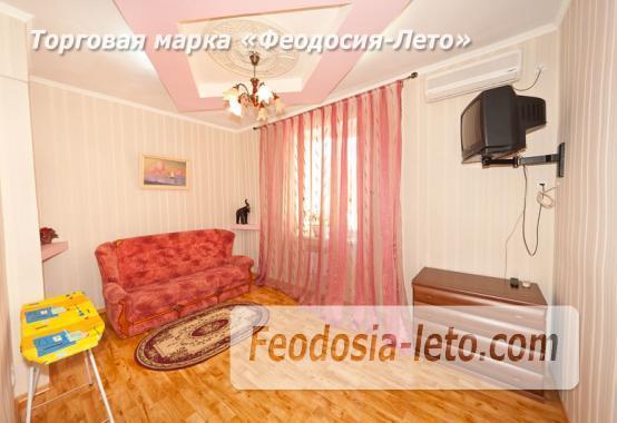 1 комнатная незатейливая квартира в Феодосии, улица Красноармейская, 12 - фотография № 1
