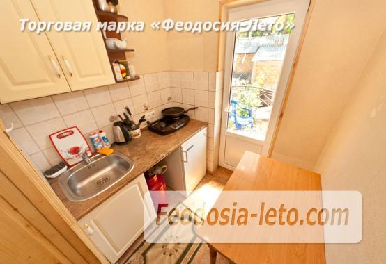 1 комнатная незатейливая квартира в Феодосии, улица Красноармейская, 12 - фотография № 3