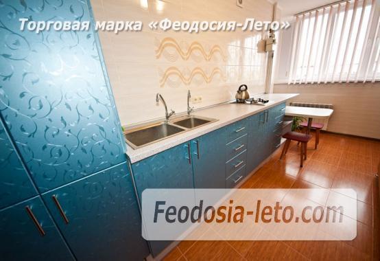 1 комнатная потрясающая квартира в Феодосии по переулку Танкистов, 1-Б - фотография № 4