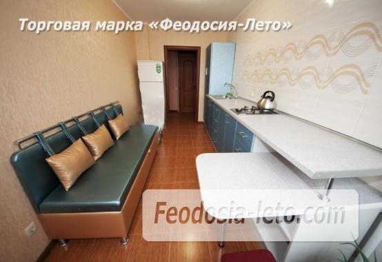 1 комнатная потрясающая квартира в Феодосии по переулку Танкистов, 1-Б - фотография № 5