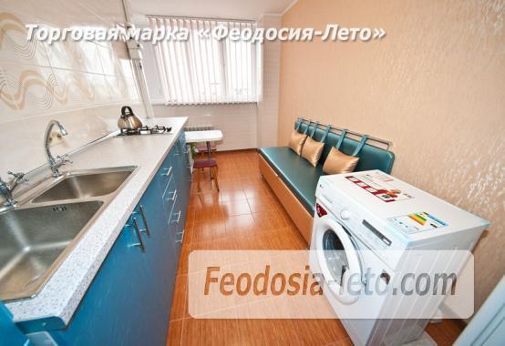 1 комнатная потрясающая квартира в Феодосии по переулку Танкистов, 1-Б - фотография № 11