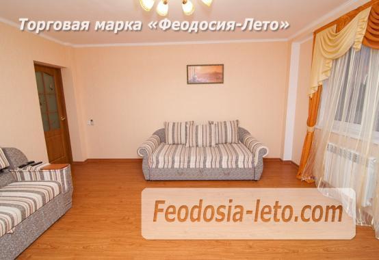 1 комнатная прекрасная квартира в Феодосии по переулку Танкистов, 1-Б - фотография № 3