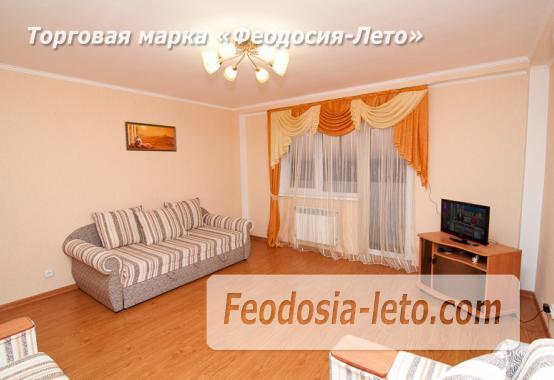 1 комнатная прекрасная квартира в Феодосии по переулку Танкистов, 1-Б - фотография № 5