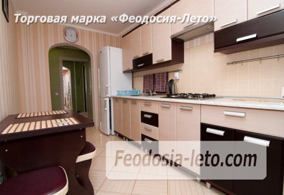 1 комнатная прекрасная квартира в Феодосии по переулку Танкистов, 1-Б - фотография № 6