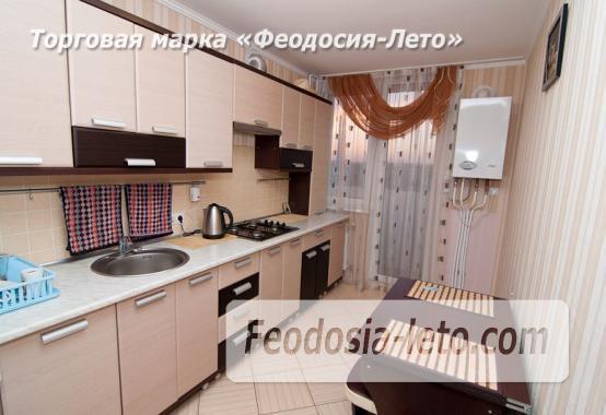 1 комнатная прекрасная квартира в Феодосии по переулку Танкистов, 1-Б - фотография № 7