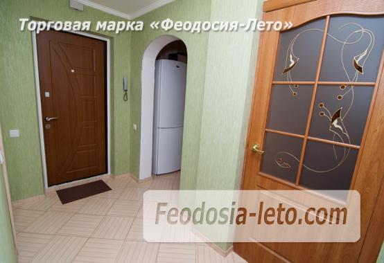 1 комнатная прекрасная квартира в Феодосии по переулку Танкистов, 1-Б - фотография № 8