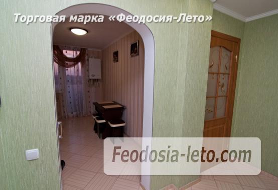 1 комнатная прекрасная квартира в Феодосии по переулку Танкистов, 1-Б - фотография № 9