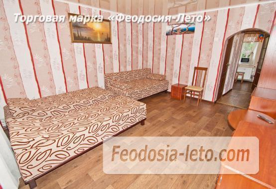 1 комнатная квартира в Феодосии, переулок Шаумяна, 6 - фотография № 3