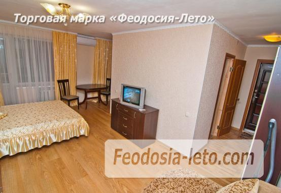 1 комнатная квартира в городе Феодосия на улице Боевая, 7 - фотография № 3