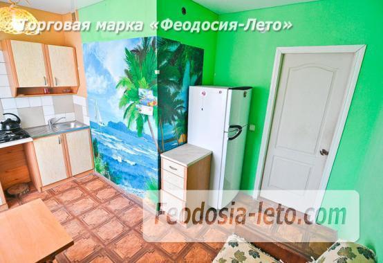 1 комнатная квартира на Золотом пляже по лице Дружбы, 30-Б в Феодосии - фотография № 6