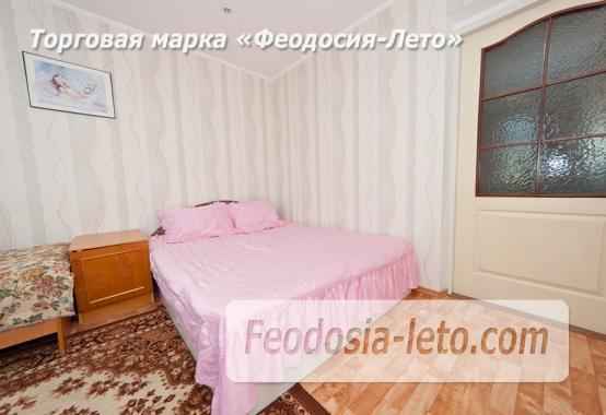 1 комнатная светлая квартира в Феодосии, бульвар Старшинова, 23 - фотография № 1
