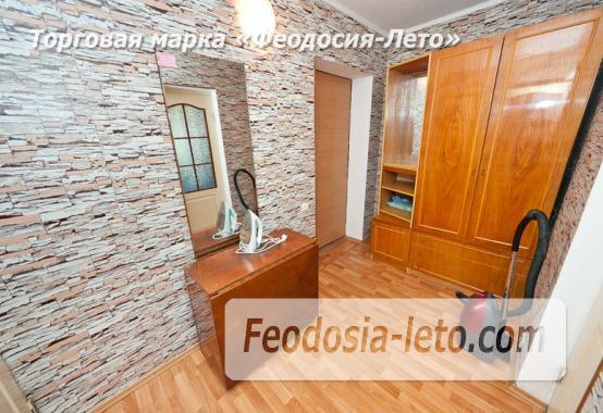 1 комнатная светлая квартира в Феодосии, бульвар Старшинова, 23 - фотография № 6