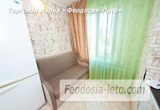 1 комнатная светлая квартира в Феодосии, бульвар Старшинова, 23 - фотография № 7