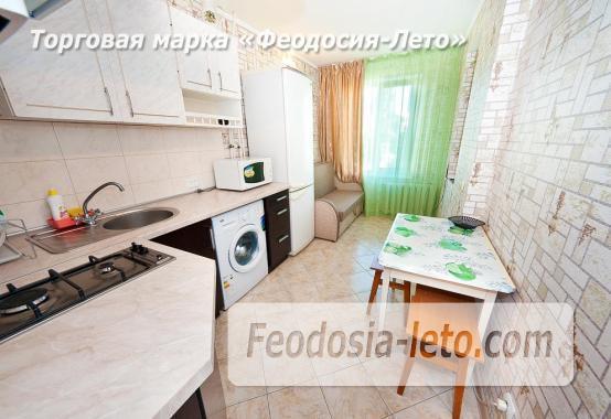 1 комнатная светлая квартира в Феодосии, бульвар Старшинова, 23 - фотография № 8
