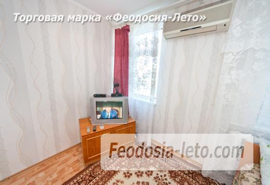 1 комнатная светлая квартира в Феодосии, бульвар Старшинова, 23 - фотография № 2