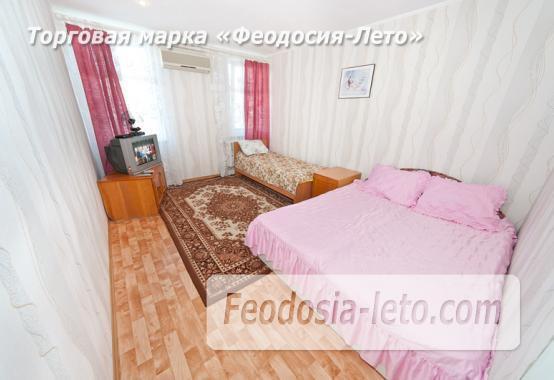 1 комнатная светлая квартира в Феодосии, бульвар Старшинова, 23 - фотография № 4