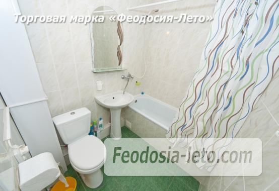 1 комнатная светлая квартира в Феодосии, бульвар Старшинова, 23 - фотография № 5