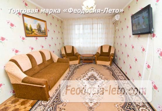 1 комнатная восхитительная квартира в Феодосии на бульваре Старшинова, 8-А - фотография № 1
