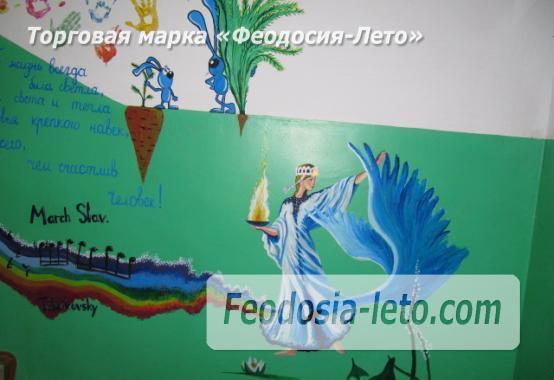1 комнатная восхитительная квартира в Феодосии на улице Федько, 28 - фотография № 3