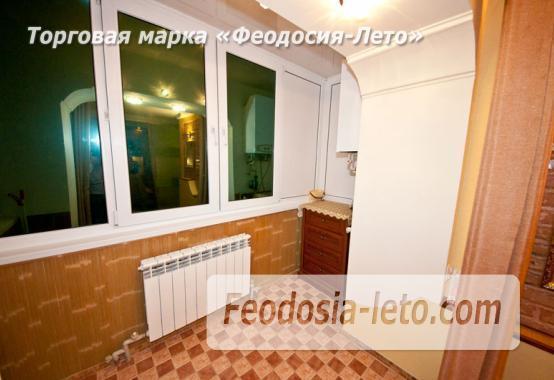 1 комнатная восхитительная квартира в Феодосии на улице Федько, 28 - фотография № 15