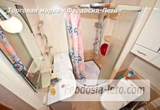 1 комнатная восхитительная квартира в Феодосии на улице Федько, 28 - фотография № 18
