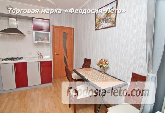 1 комнатная замечательная квартира в Феодосии на улице Боевая, 4 - фотография № 2