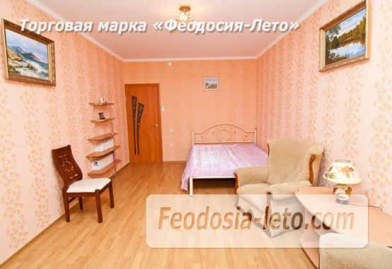 1 комнатная замечательная квартира в Феодосии на улице Боевая, 4 - фотография № 13