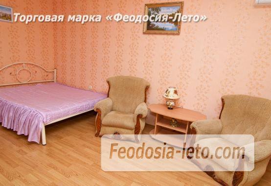 1 комнатная замечательная квартира в Феодосии на улице Боевая, 4 - фотография № 14