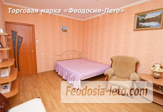 1 комнатная замечательная квартира в Феодосии на улице Боевая, 4 - фотография № 15