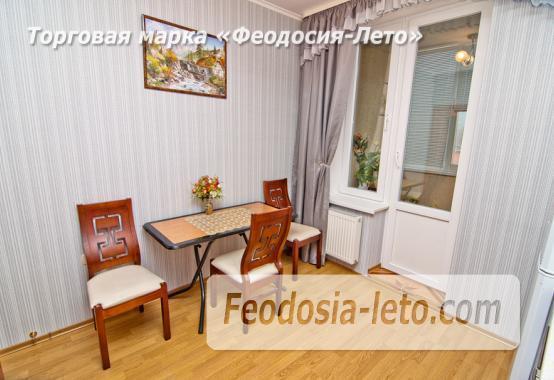 1 комнатная замечательная квартира в Феодосии на улице Боевая, 4 - фотография № 4