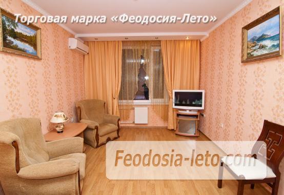1 комнатная замечательная квартира в Феодосии на улице Боевая, 4 - фотография № 10