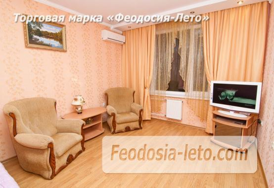 1 комнатная замечательная квартира в Феодосии на улице Боевая, 4 - фотография № 11