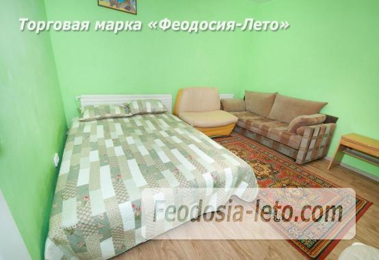 1 комнатный дом-студия в Феодосии по переулку Конечный - фотография № 4