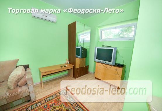 1 комнатный дом-студия в Феодосии по переулку Конечный - фотография № 5