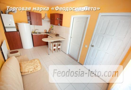 1 комнатный дом-студия в Феодосии по переулку Конечный - фотография № 14