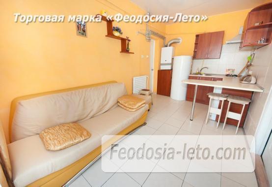 1 комнатный дом-студия в Феодосии по переулку Конечный - фотография № 3