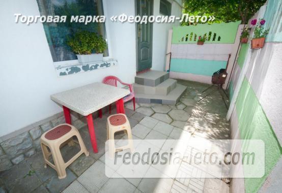 1 комнатный дом-студия в Феодосии по переулку Конечный - фотография № 7