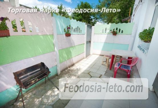 1 комнатный дом-студия в Феодосии по переулку Конечный - фотография № 8