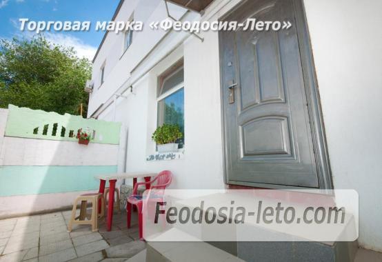 1 комнатный дом-студия в Феодосии по переулку Конечный - фотография № 9