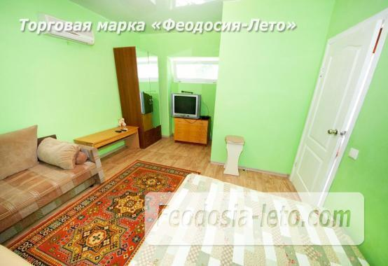 1 комнатный дом-студия в Феодосии по переулку Конечный - фотография № 10