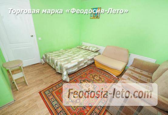 1 комнатный дом-студия в Феодосии по переулку Конечный - фотография № 11