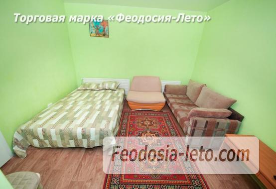 1 комнатный дом-студия в Феодосии по переулку Конечный - фотография № 12