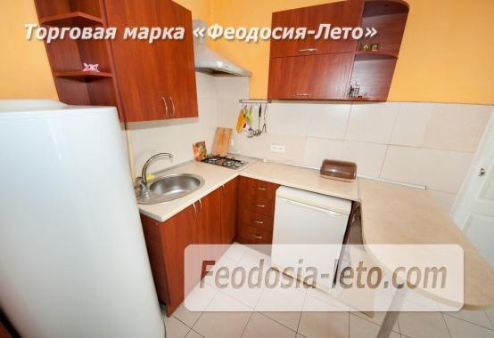 1 комнатный дом-студия в Феодосии по переулку Конечный - фотография № 13
