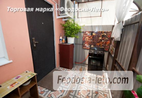 1 комнатный дом у моря в Феодосии на улице Энгельса - фотография № 6