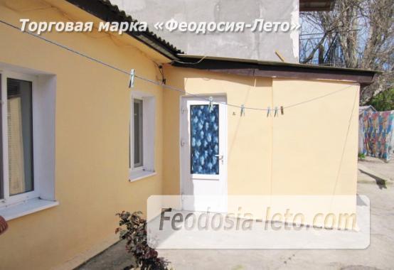 1 комнатный дом в частном секторе в Феодосии на улице Чехова - фотография № 1