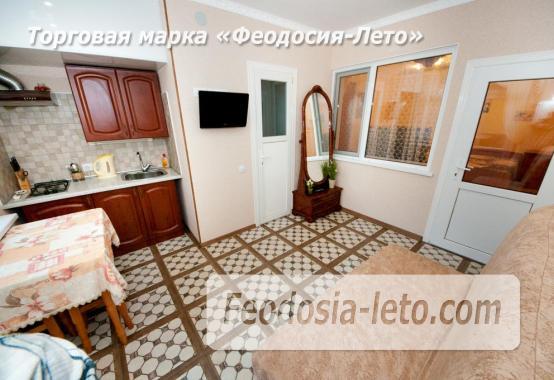 1 комнатный домик на улице Победы в г. Феодосия - фотография № 4