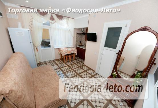 1 комнатный домик на улице Победы в г. Феодосия - фотография № 6
