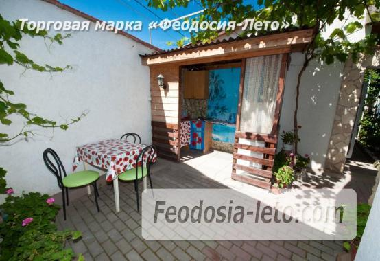 1 комнатный домик в Феодосии на улице Прокопенко - фотография № 3