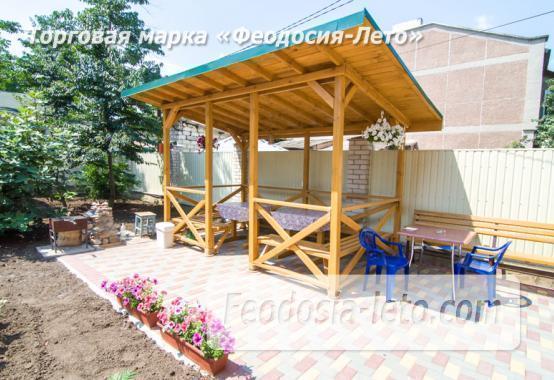 1 комнатный домик в Феодосии на улице Севастопольская - фотография № 1